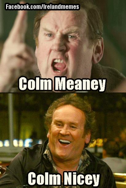 Irish slang for penis